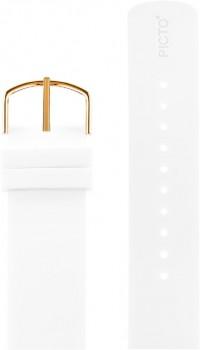 Picto hvid silikonerem 0220G
