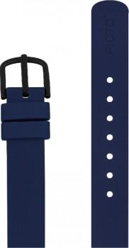 Picto navy blå silikonerem 0512B