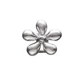 STORY sølvled med blomst-20
