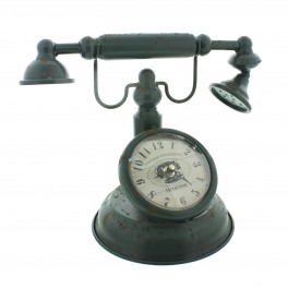 Bordur som et gammelt telefon