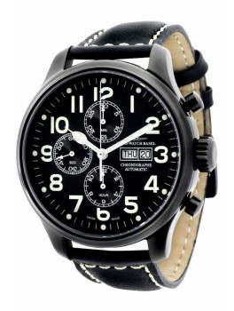 Zeno Watch Basel 8557TVDD-bk-a1
