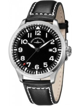 Zeno Watch Basel Navigator NG Quartz, black
