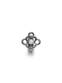 STORY Anemone, sort sølv-20