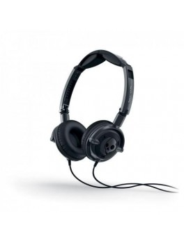 Skullcandy Lowrider with Mic Gun Metal/Black-20