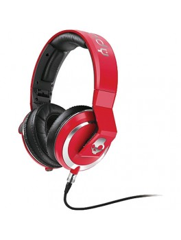 Skullcandy Mix Master Over-Ear Headphone (Red)-20