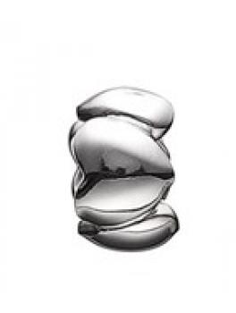STORY sølvled med buttede hjerter-20