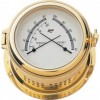 Schatz termo-/hygrometer messing, Succes 140