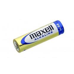 Batteri Maxell Alkaline LR6 AA - 1 stk